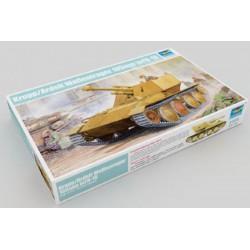 Takom 2056 1/35 Russian Medium Tank T-55A 3 in 1