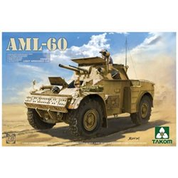 Takom 2084 1/35 French Light Armoured Car AML-60