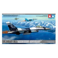 """TAMIYA 61106 1/48 F-16C/N """"Aggressor/Adversary"""""""