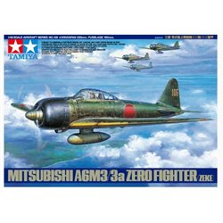 Tamiya 61108 1/48 Mitsubishi A6M3/3a Zero Fighter (Zeke)