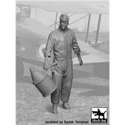 Black Dog F32019 1/32 RFC Mechanic 1914-1918 N°1