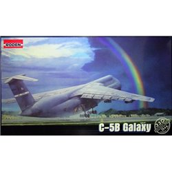 Roden 330 1/144 Lockheed C-5B Galaxy