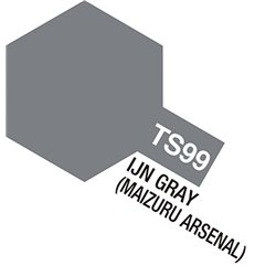 Tamiya 85099 TS99 IJN Gray 100ml