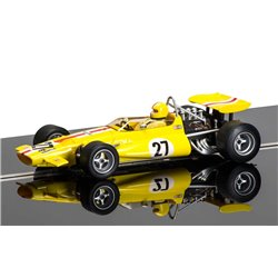 Scalextric C3698A Legends McLaren M7c - Jo Bonnier