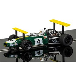 Scalextric C3702A Legends Brabham BT26A-3 – Jacky Ickx