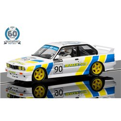 Scalextric C3829A 60th Anniversary Collection - 1990s, BMW E30 M3 L.E