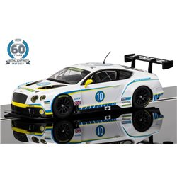 Scalextric C3831A 60th Anniversary Collection - 2010s, Bentley Continental GT3 L.E