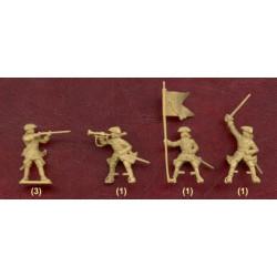 AMMO OF MIG A.MIG-057 Acrylic Color YELLOW GREY 17ml