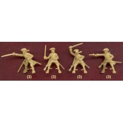 AMMO OF MIG A.MIG-058 Acrylic Color LIGHT GREEN KHAKI 17ml