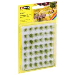 NOCH 07022 Touffes d'herbes mini set XL, vertes