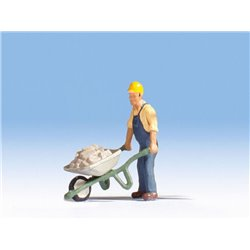 NOCH 1505503 HO 1/87 Bricklayer 'Horst'