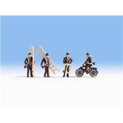 NOCH 15052 HO 1/87 Chimney Sweepers