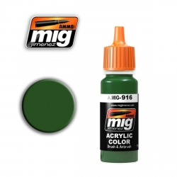 AMMO BY MIG A.MIG-0916 Peinture Modulation Vert Base 17ml