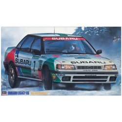 HASEGAWA 20290 1/24 Subaru Legacy RS 1992 Swedish Rally Limited Edition