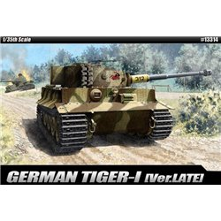 Academy 13314 1/35 German Tiger-I (Ver.Late)