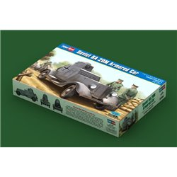 Hobby Boss 83884 1/35 Soviet BA-20M Armored Car