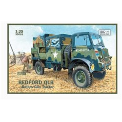 IBG Models 35018 1/35 Bedford QLB Bofors Gun Tractor