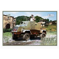 IBG Models 35019 1/35 Otter Light Reconnaissance Car