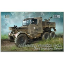 IBG Models 35029 1/35 Scammell Pioneer SV2S Heavy Breakdown Tractor