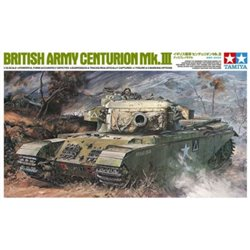 Tamiya 25412 1/35 British Army Centurion Mk.III