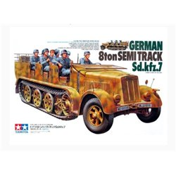 Tamiya 35148 1/35 German 8 ton Semi Track Sd.kfz.7