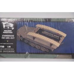 UNIMODELS 280 1/72 Sturmgeschtz 40 Ausf. F/8