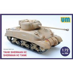 UNIMODELS 384 1/72 Sherman IIC