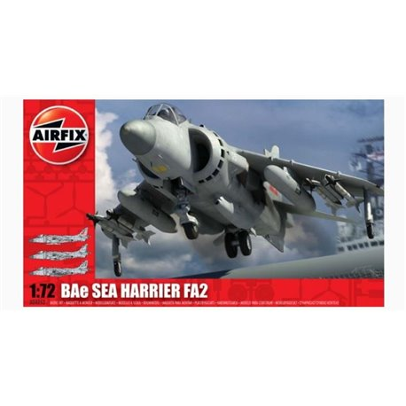 AIRFIX A04052 1/72 BAe Sea Harrier FA2