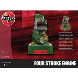 AIRFIX A07870 1876 Four-Stroke Petrol Engine