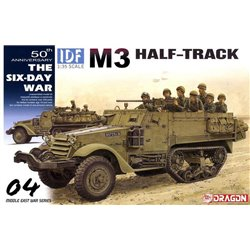 DRAGON 3569 1/35 IDF M3 Halftrack