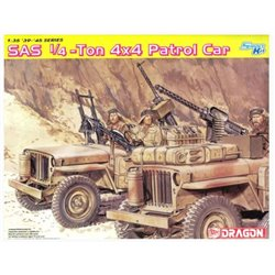 DRAGON 6745 1/35 SAS 1/4-Ton 4x4 Patrol Car