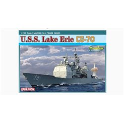 DRAGON 7142 1/700 U.S.S. Lake Erie CG-70