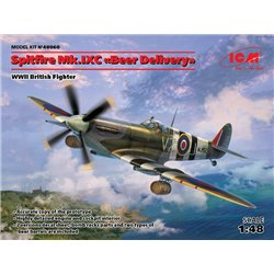 ICM 48060 1/48 Spitfire Mk.IXC 'Beer Delivery', WWII British Fighter