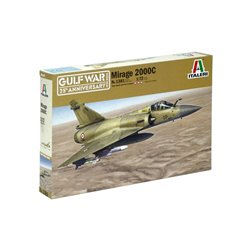 ITALERI 1381 1/72 Mirage 2000C Gulf war 25th Anniversary