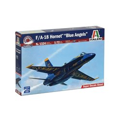 "ITALERI 1324 1/72 F/A-18A ""Blue Angels"""