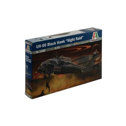 "ITALERI 1328 1/72 UH-60 Black Hawk ""Night Raid"""