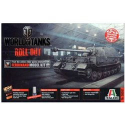 ITALERI 36501 1/35 Ferdinand World of Tanks