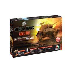 ITALERI 36504 1/35 M24 CHAFFEE World of Tanks