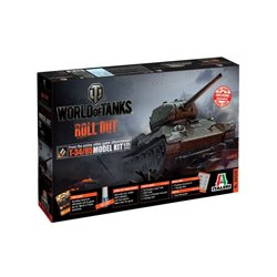 ITALERI 36509 1/35 T-34/85 World of Tanks