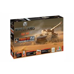 ITALERI 36512 1/35 TIGER 131 ''Limited edition'' World of Tanks
