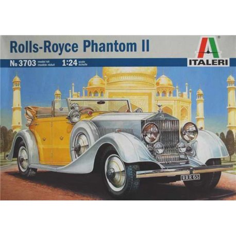 ITALERI 3703 1/34 Rolls-Royce Phantom II 1934