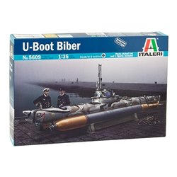 ITALERI 5609 1/35 U-Boot Biber