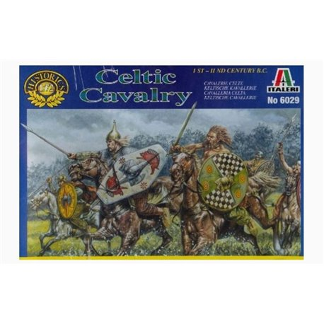 ITALERI 6029 1/72 Celtic Cavalry