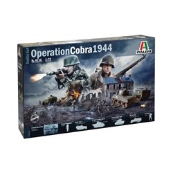 ITALERI 6116 1/72 Operation Cobra 1944