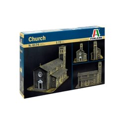 ITALERI 6174 1/72 Church