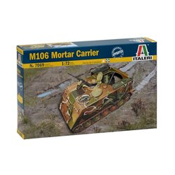 ITALERI 7069 1/72 M106 Mortar Carrier