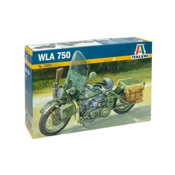 ITALERI 7401 1/9 WLA 750 Harley Davidson