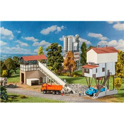 Faller 190276 HO 1/87 Set Gravière - Set Gravel quarry