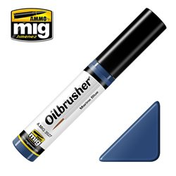 AMMO OF MIG A.MIG-3527 Oilbrusher Bleu Marine - Marine Blue