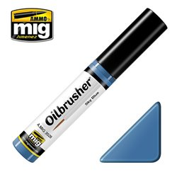 AMMO OF MIG A.MIG-3528 Oilbrusher Bleu Ciel - Sky Blue